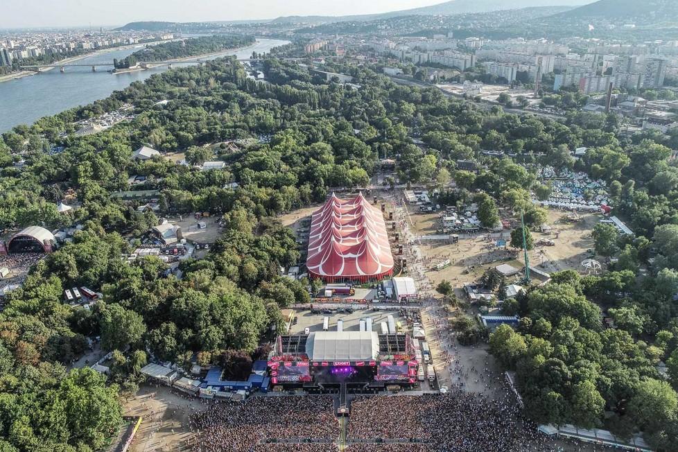 Sziget фестиваль