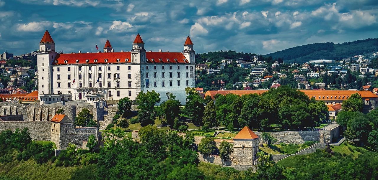 подорож Європою Словаччина