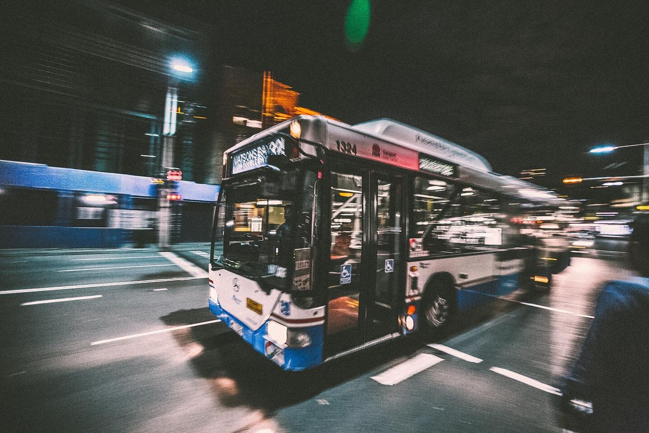 переваги подорожей автобусом