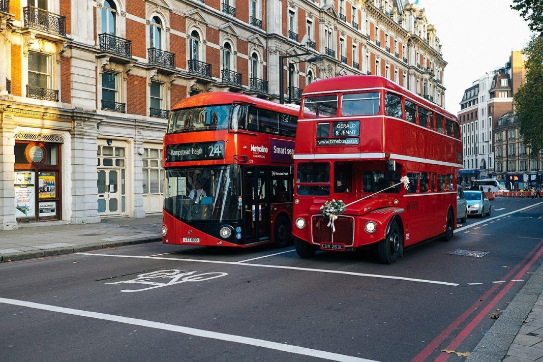 подорожі автобусом