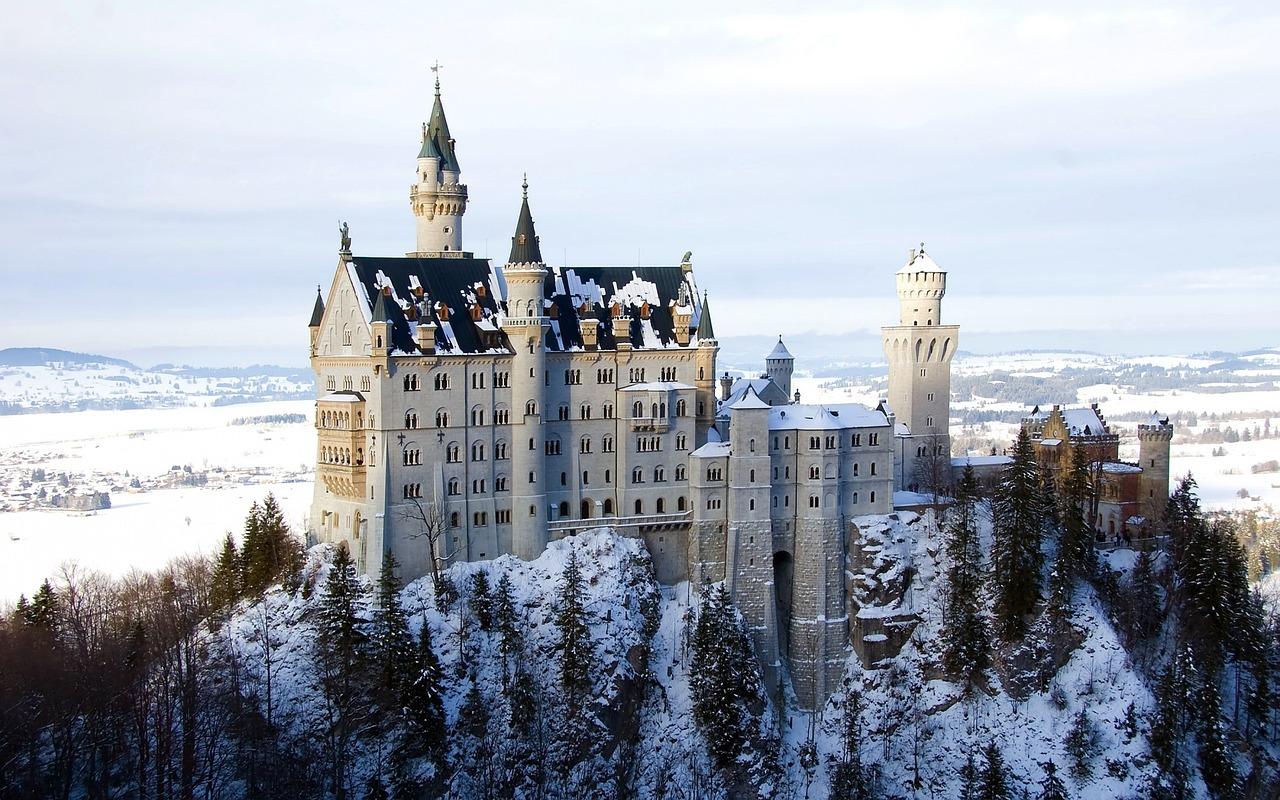 німеччина замки