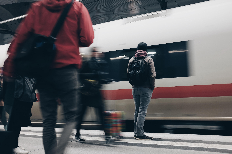 подорож потягом плюси і мінуси