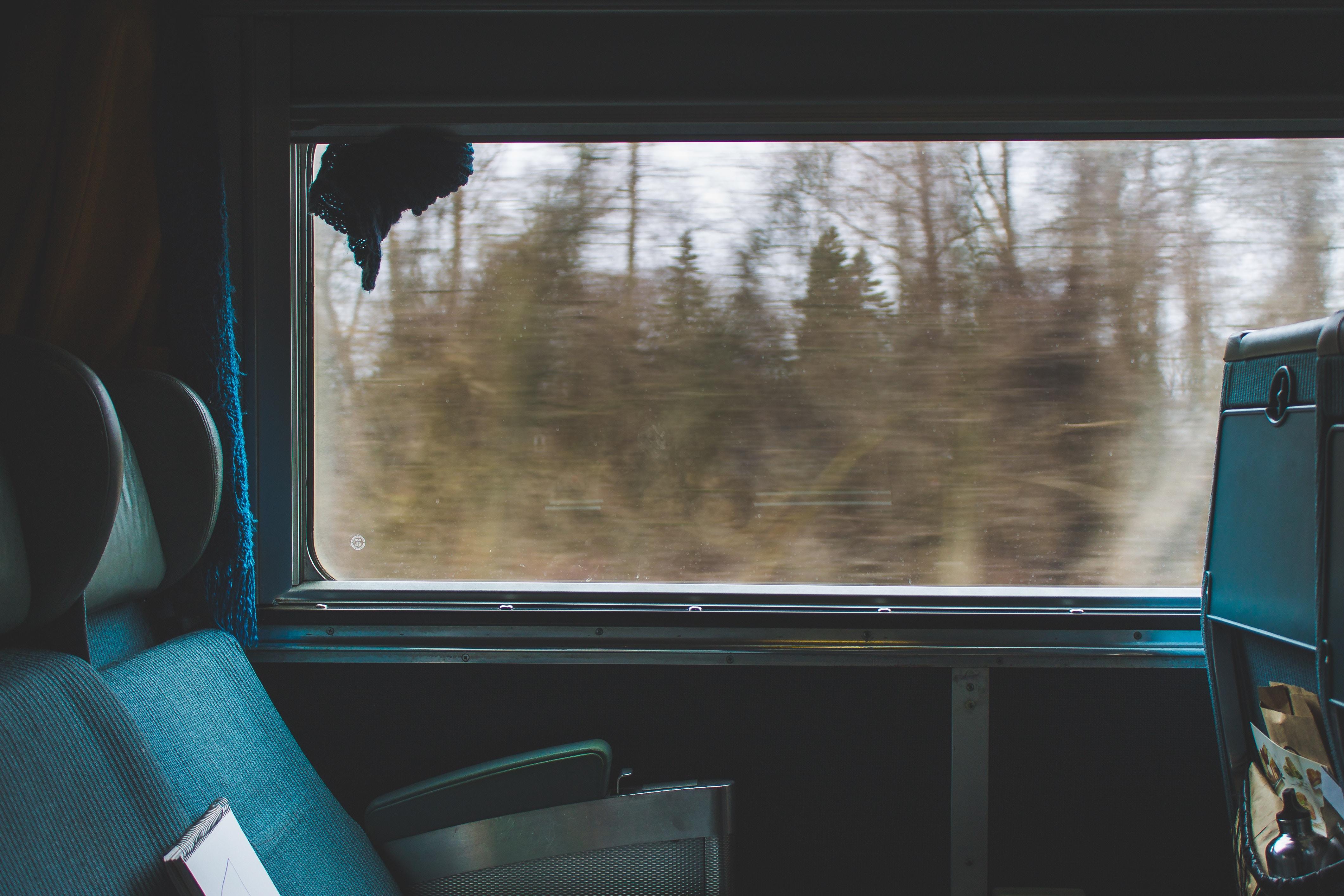 подорож поїздом