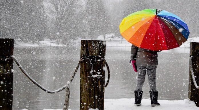 подорож взимку