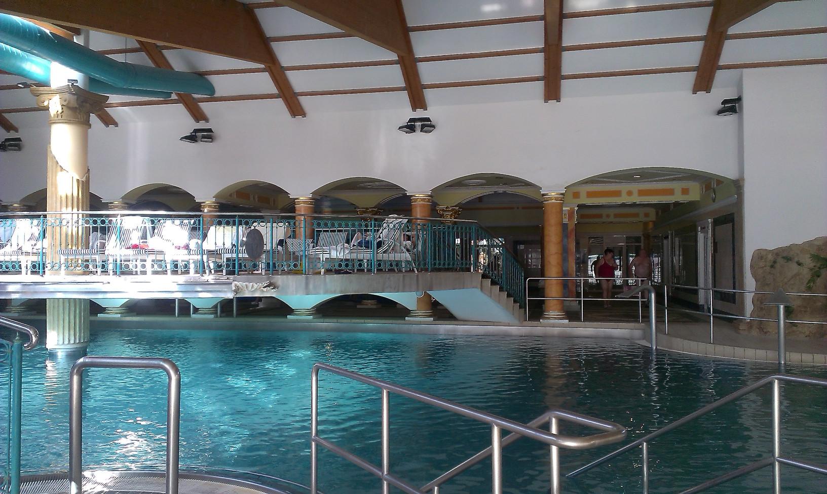 термальний курорт словаччина
