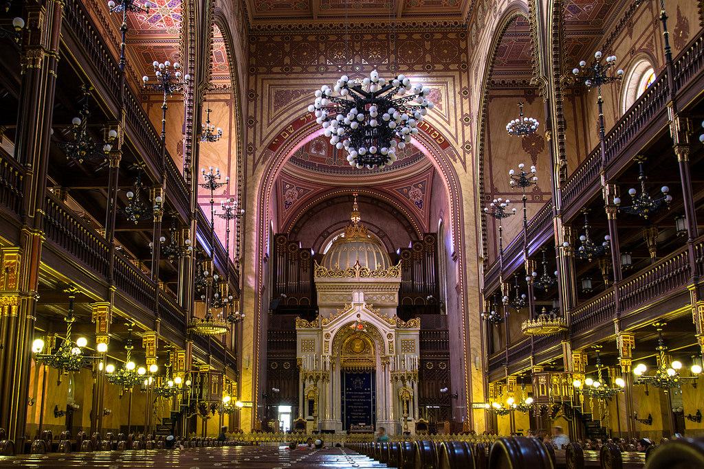 єврейський будапешт