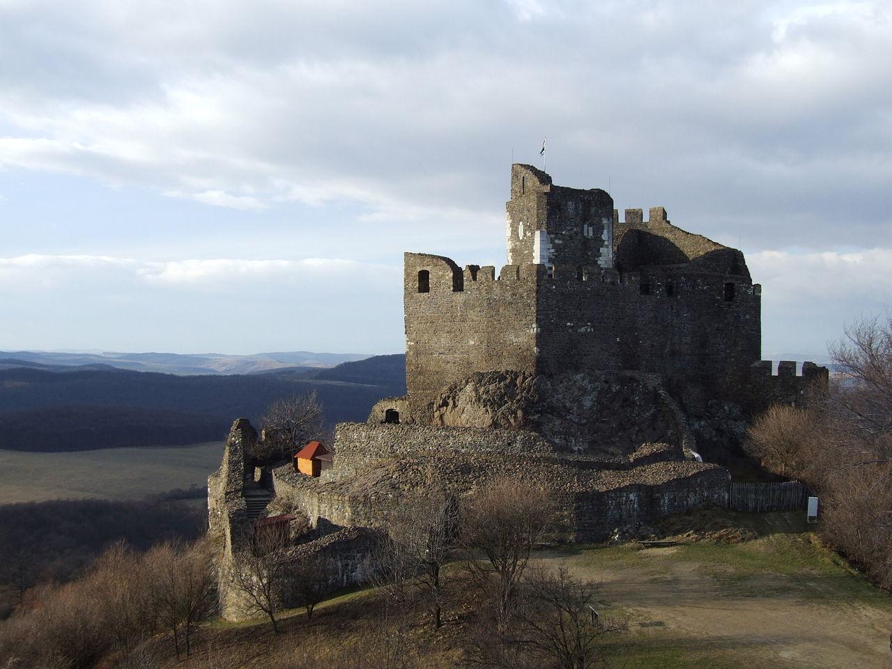 замок біля Голоке