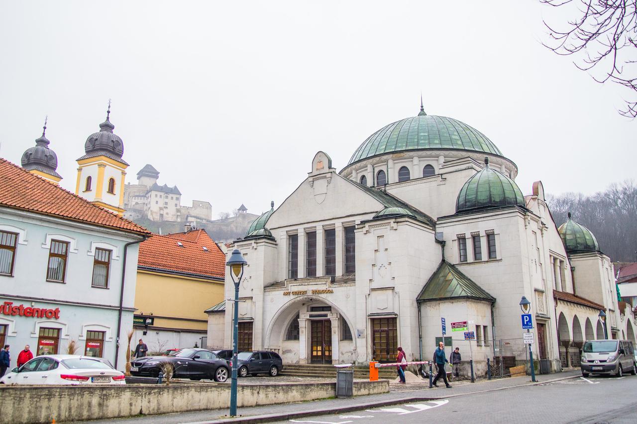 тренчинський град словаччина
