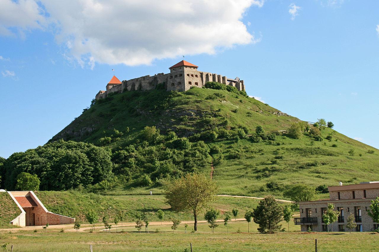 замок кестхей