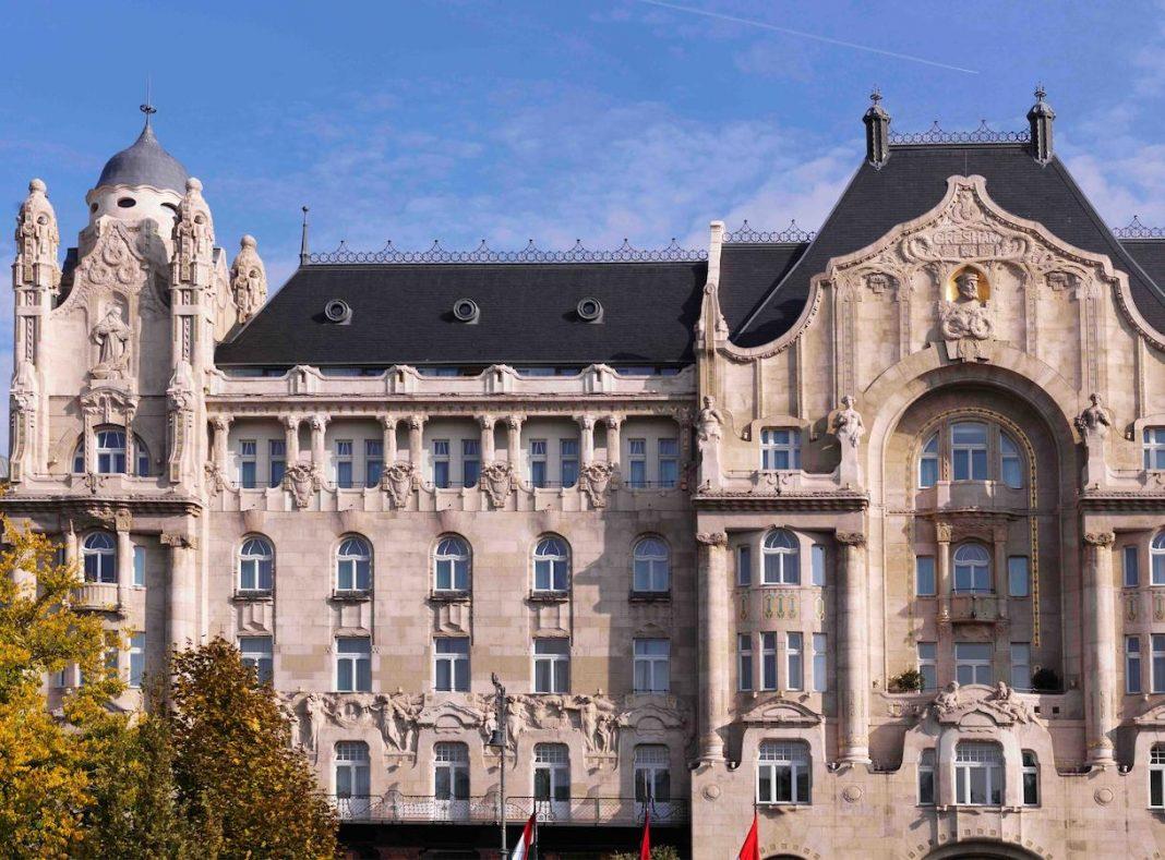 Готелі Будапешту