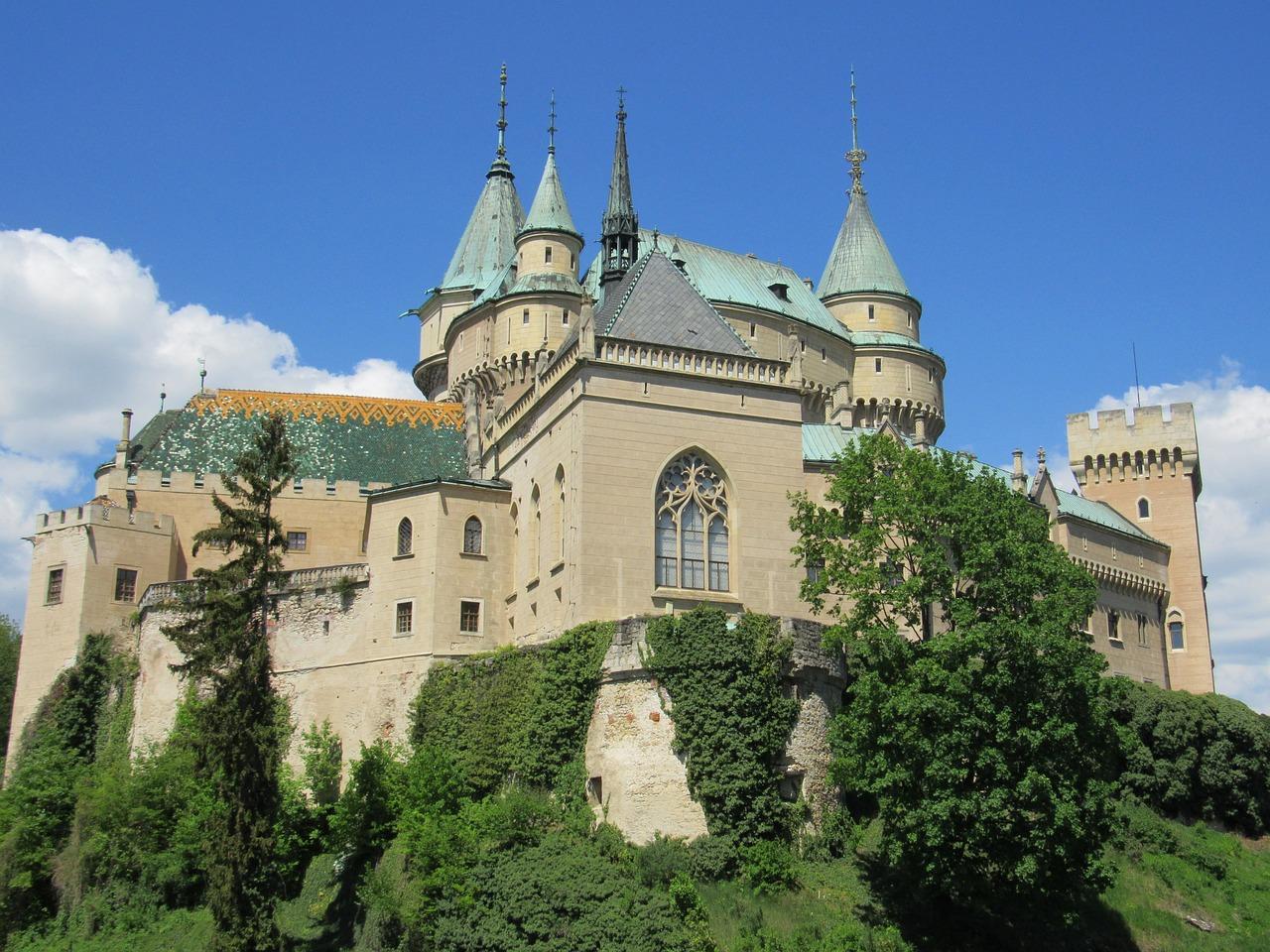 Бойніцький замок