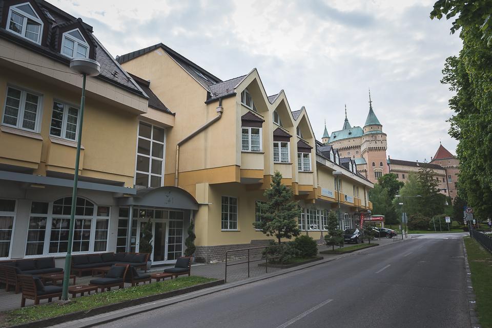 готелі у Бойніце