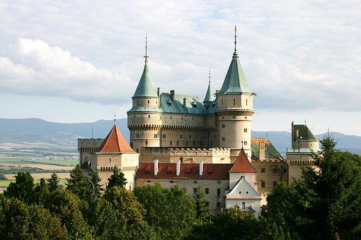 замок Бойніце