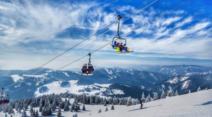 Гірськолижні курорти Словаччини
