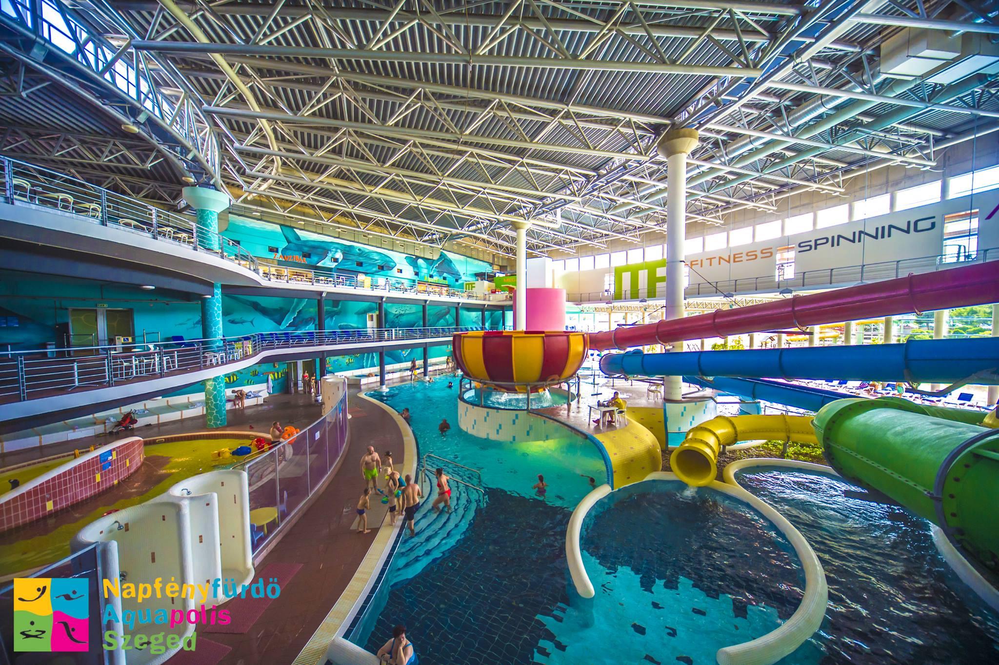 аквапарк угорщина