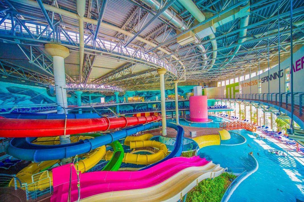 аквапарк акваполіс