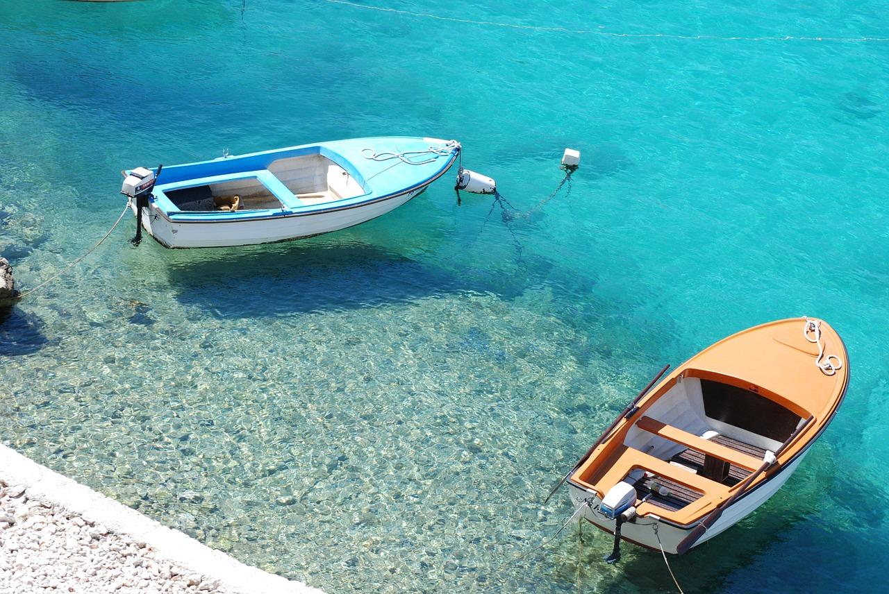 хорватія пляж