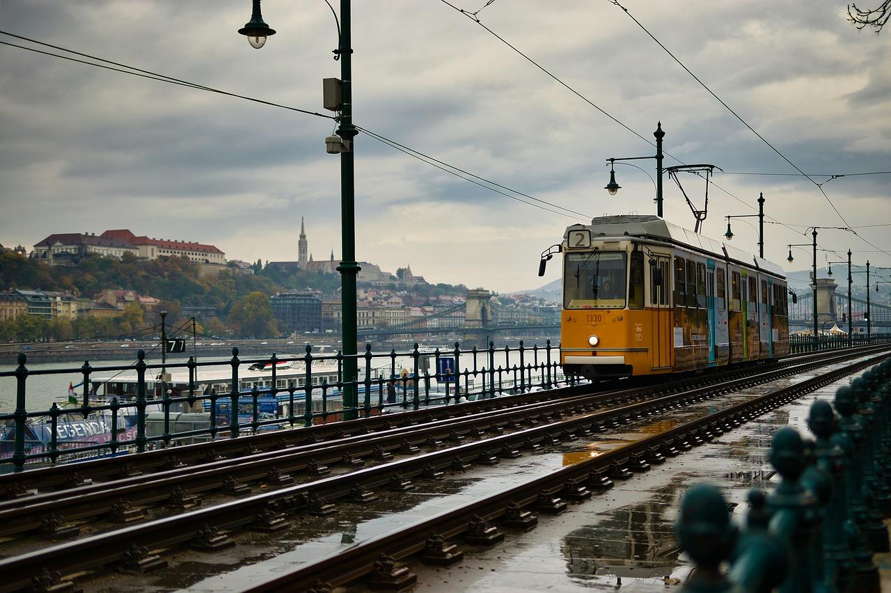 будапешт трамвай будайська фортеця