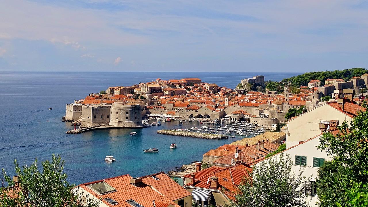 хорватія туристичні місця