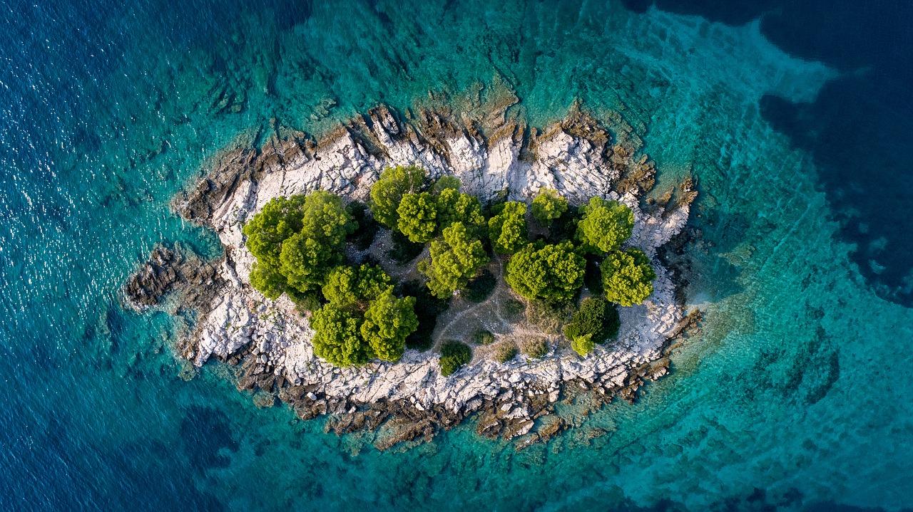 хорватія острови