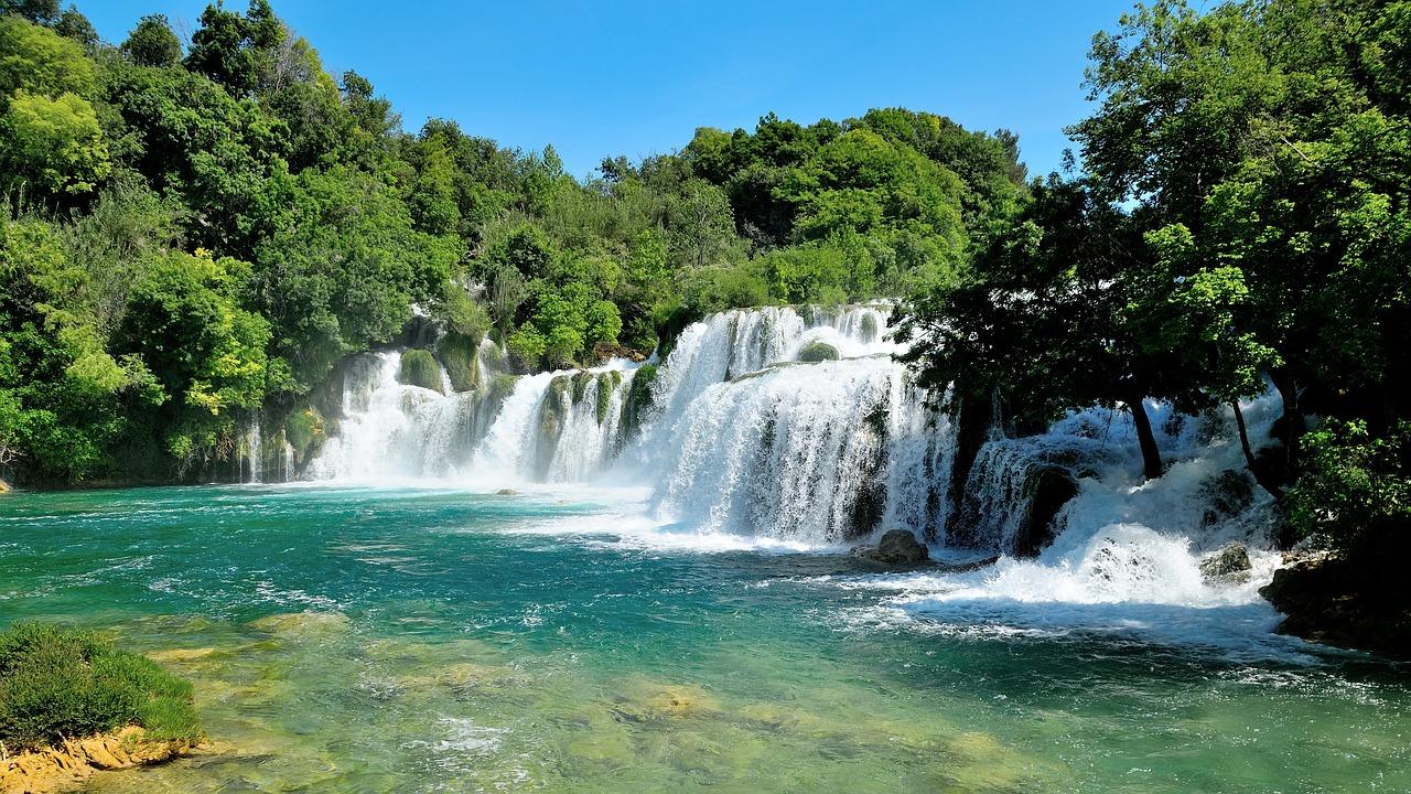 крка парки хорватія