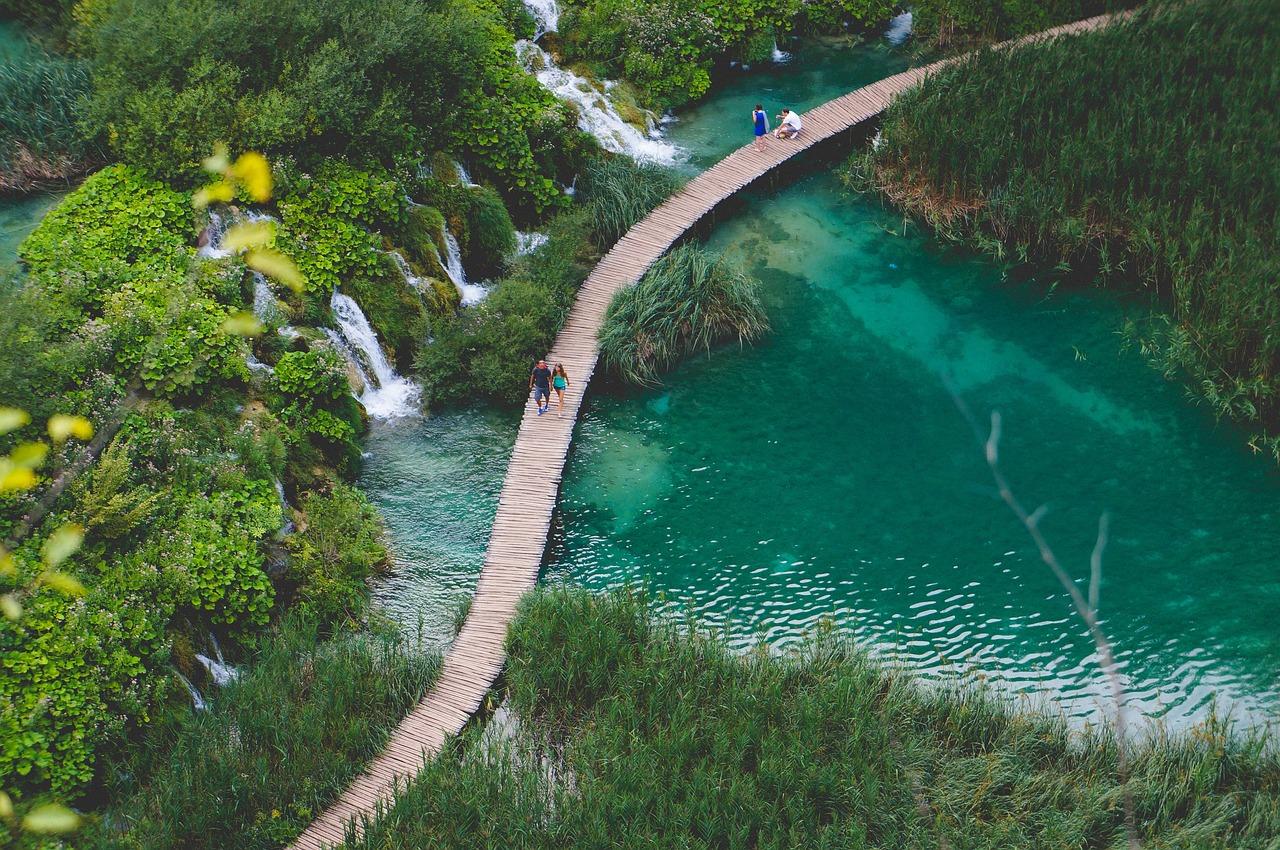 плетвицькі озера національні парки хорватії