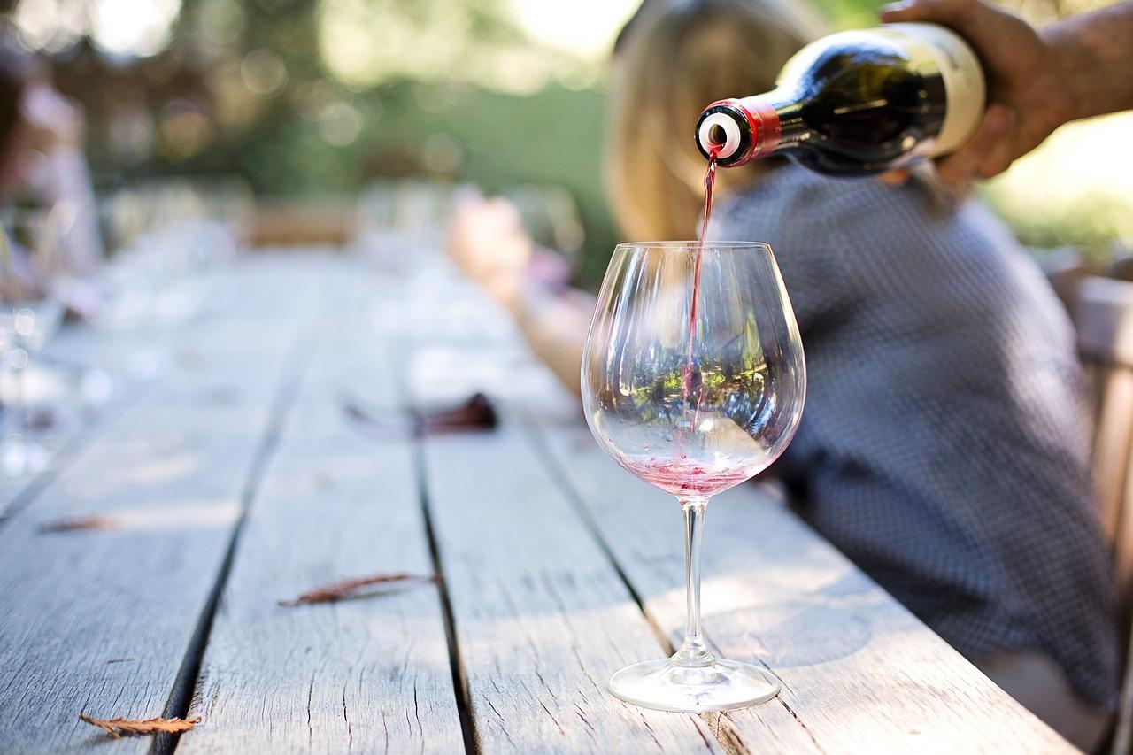 фестивалі словаччини вино