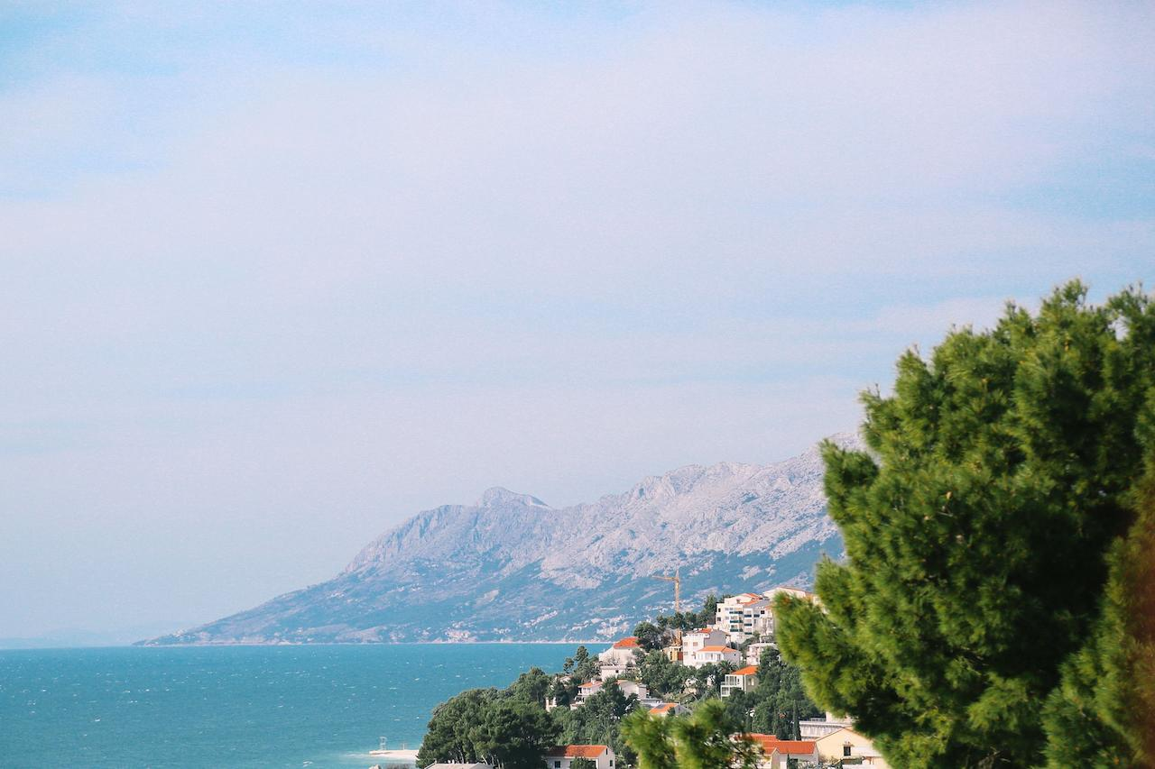 башка вода курорти хорватії