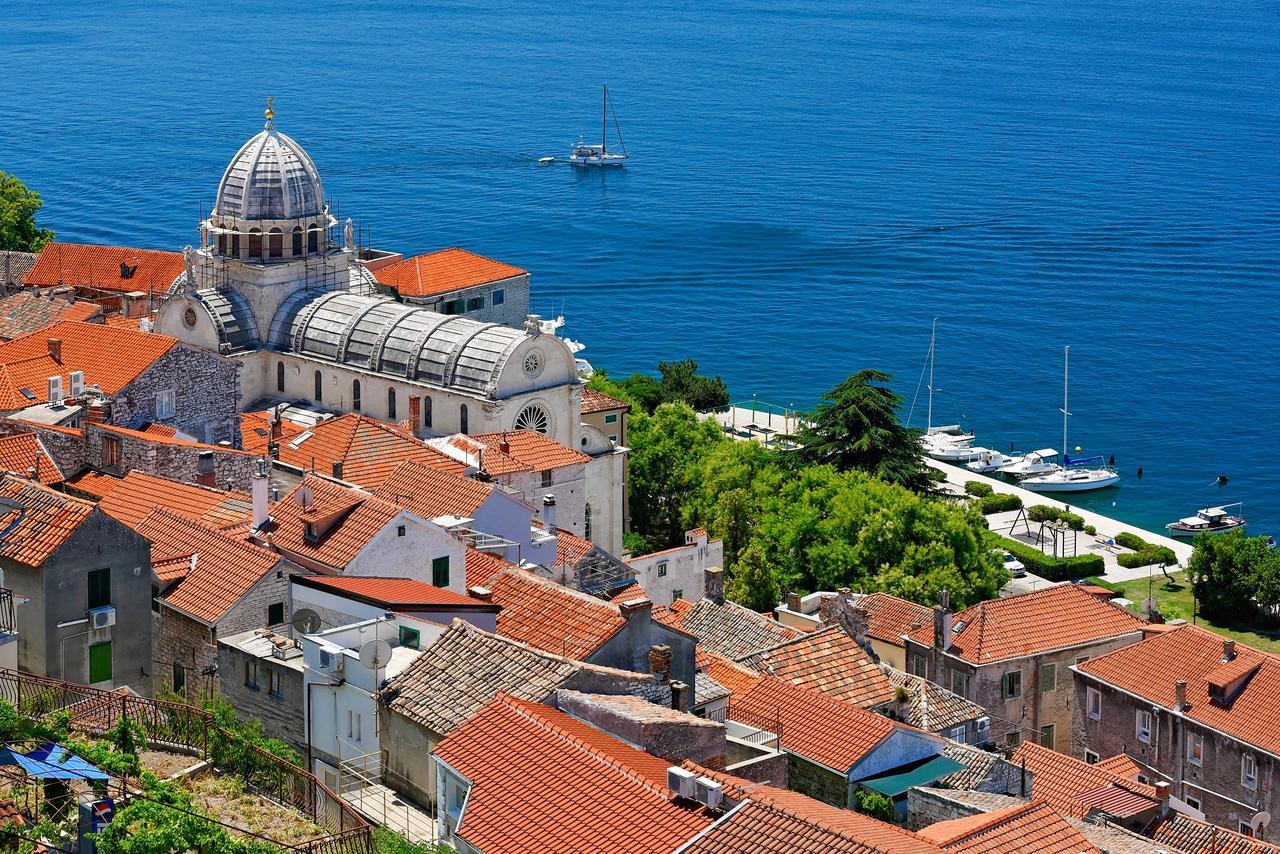 шибеник місто відпочинок хорватія