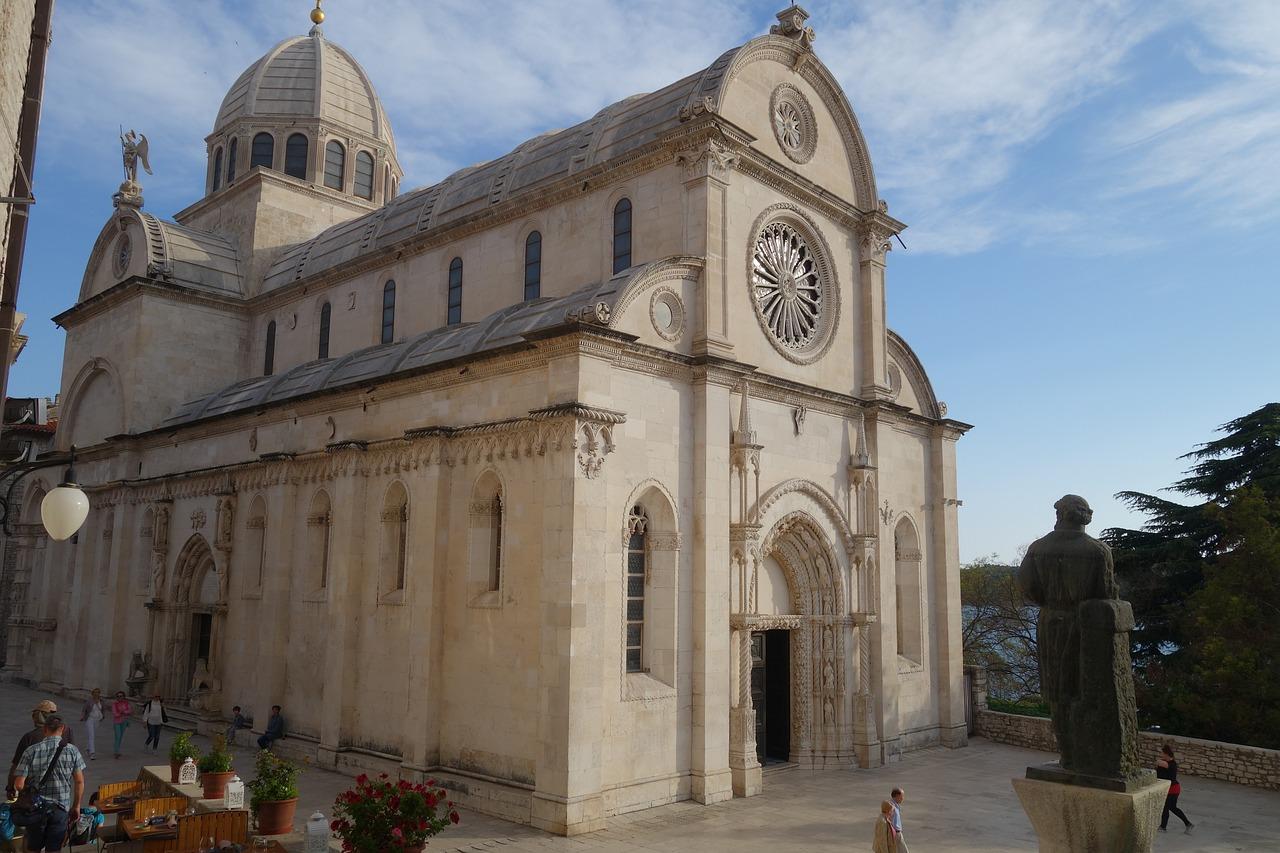 шибеник хорватія собор