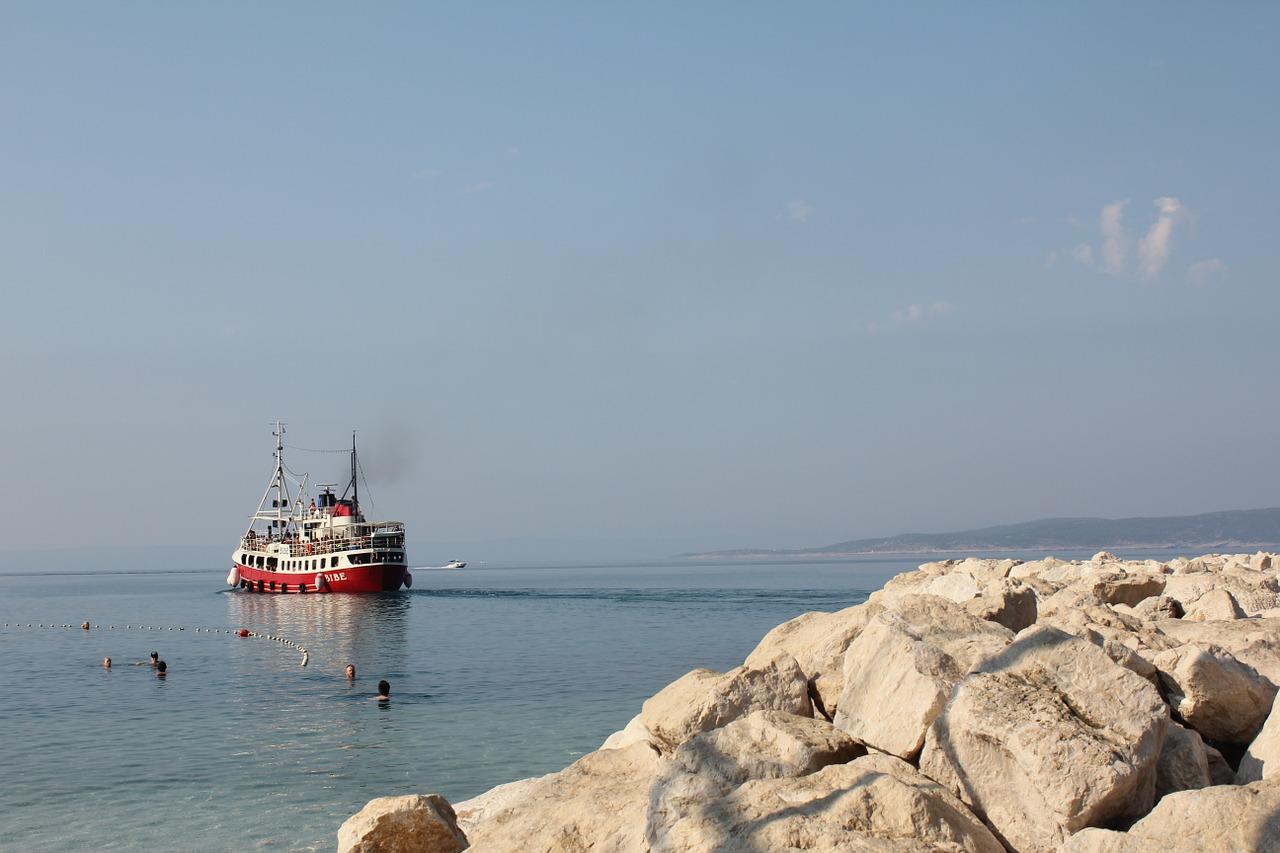 башка вода хорватія відпочинок