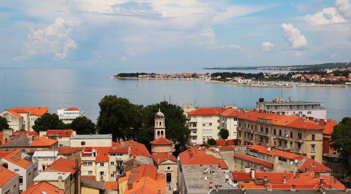 задар хорватія
