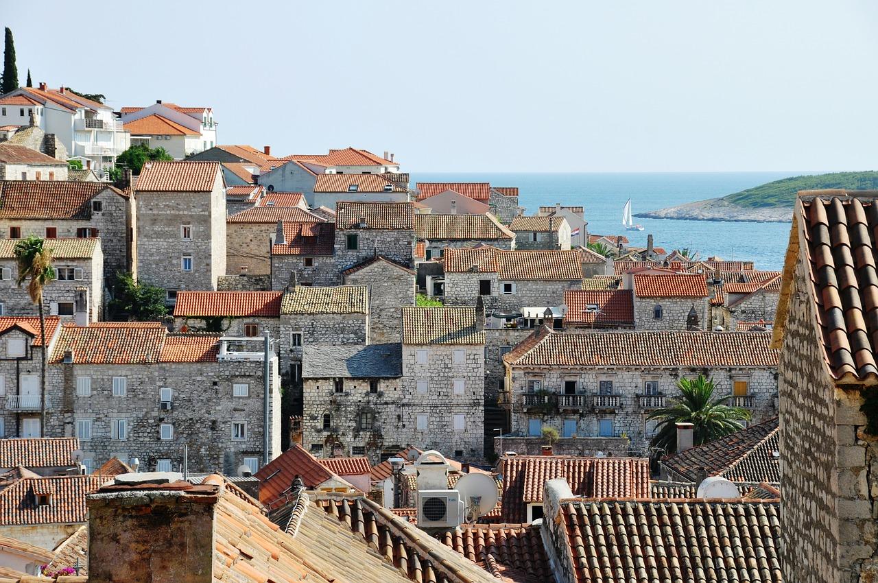 курорти хорватії острови