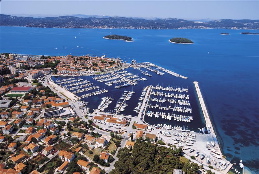 біоград на мору хорватія