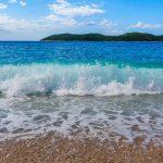 біоград на мору пляж