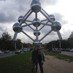Атоміум. Брюссель