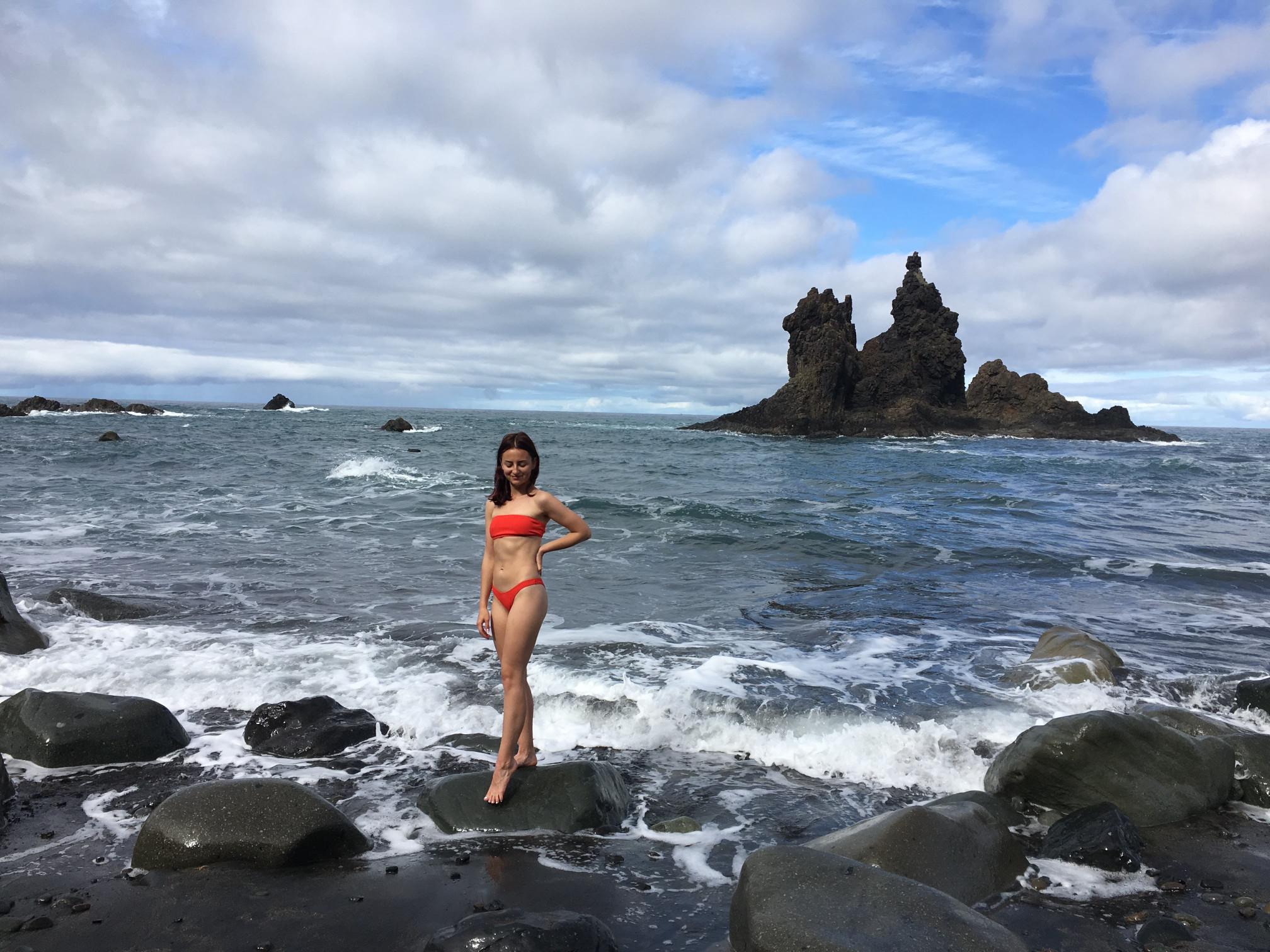 тенерифе пляжі