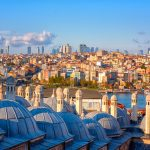 панорама стамбул