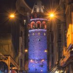 галатська вежа стамбул