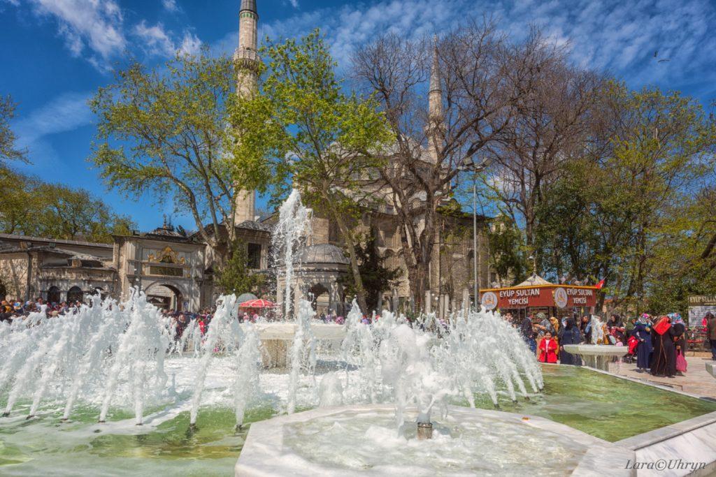 мечеть еюп стамбул