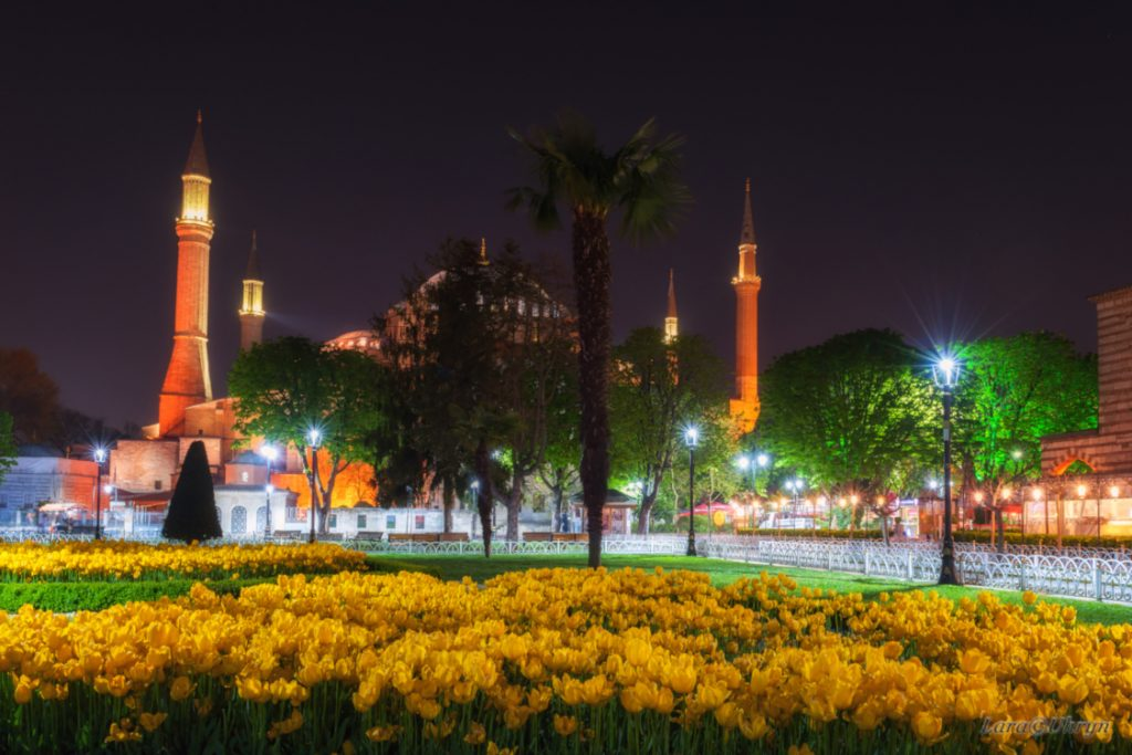 блакитна мечеть стамбул