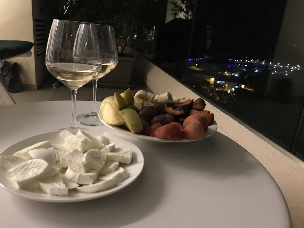 вечори італія