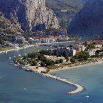 Split, 08.08.2013 – Panorame Splita i splitske okolice snimljena iz zrakoplova