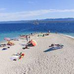 Пляж Старіград-Пакленіца