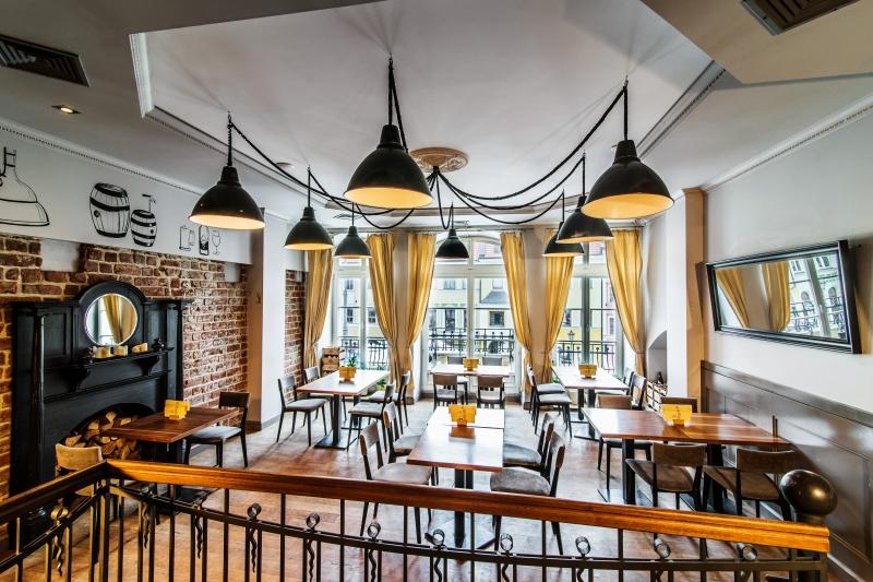 Вроцлав ресторан