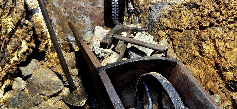 шахта-музей Словаччина