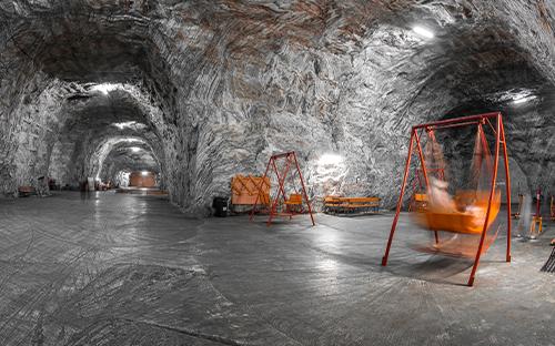 шахти Румунії