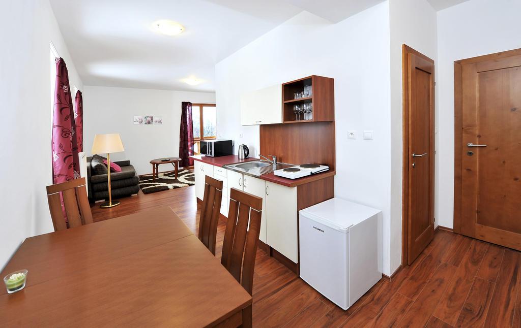 апартаменти Словаччина