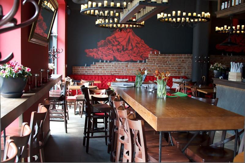 Гданськ ресторан
