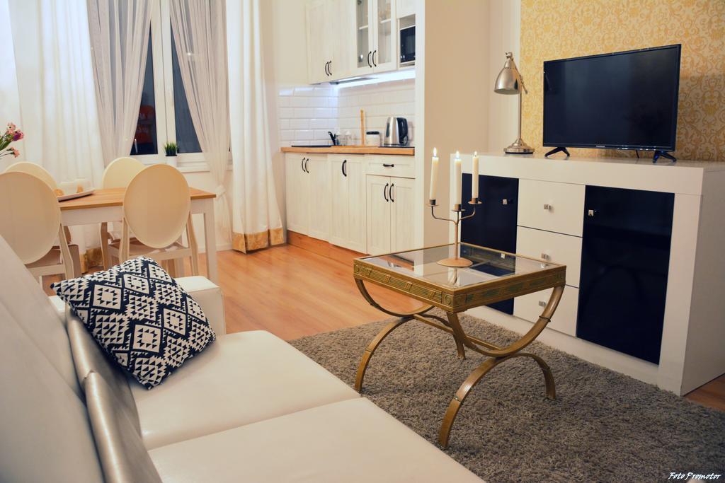 Гданськ апартаменти